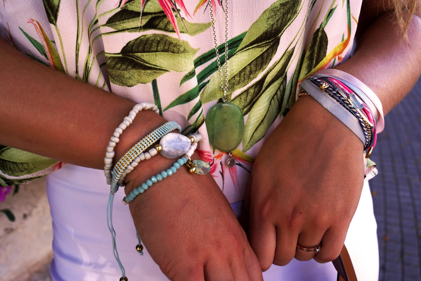 The Perfect Summer Outfit Inspiration With Bohjertjewelery