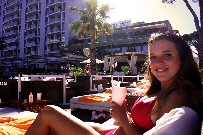 Dutchbloggeronthemove to Nikki Beach Mallorca with Sintillate